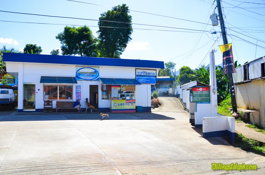 Top View Inn in Brgy. Marvel, Culaba, Biliran.