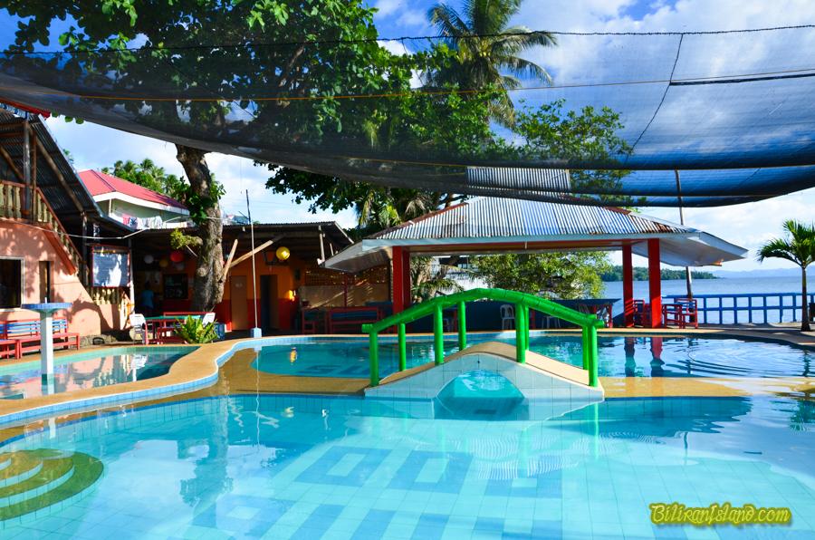 Estreller's Sunset Spring Pool Resort in Masagongsong Kawayan, Biliran Province.