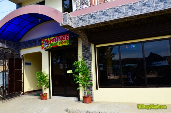 Prince Inn located near the Police Station in Caibiran Town, Biliran Province.
