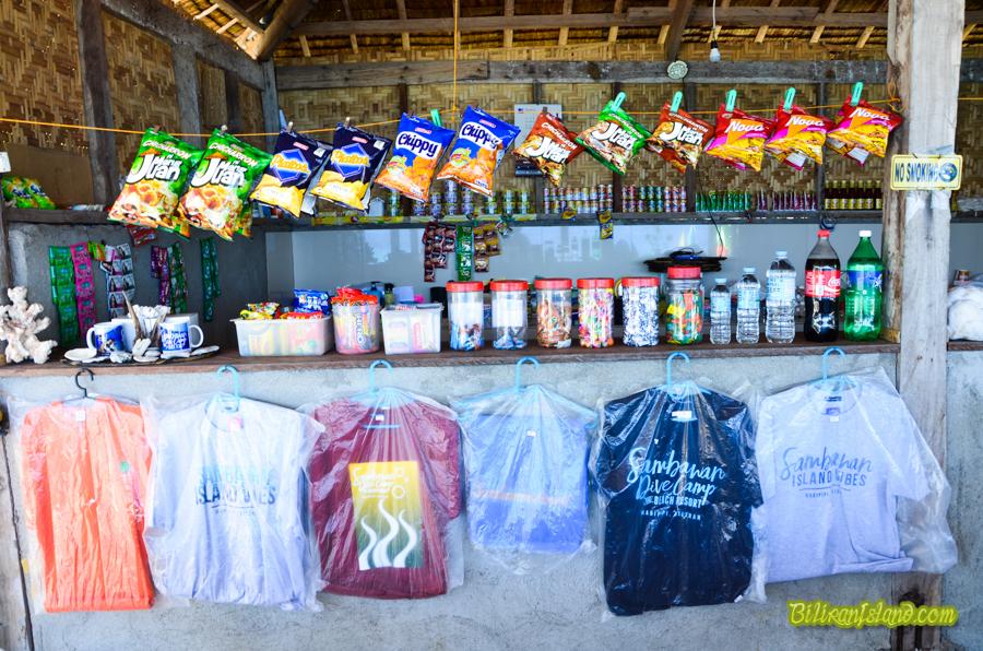 Sambawan Island Store