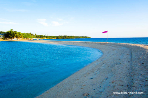 Higatangan Island Shifting Sand Bar. Photo by Jalmz
