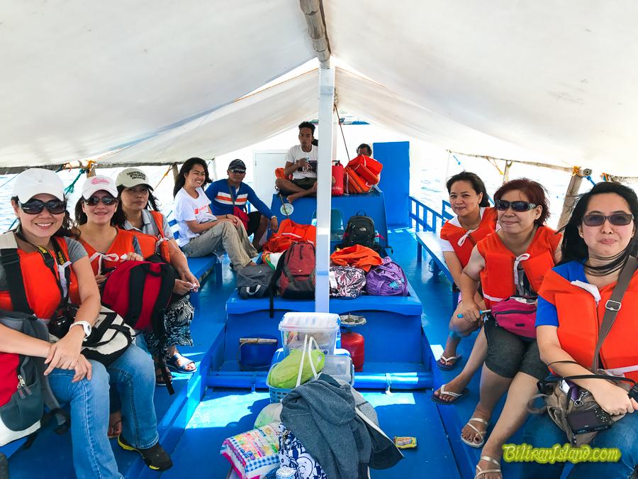 Kalanggaman Island Tour Orientation