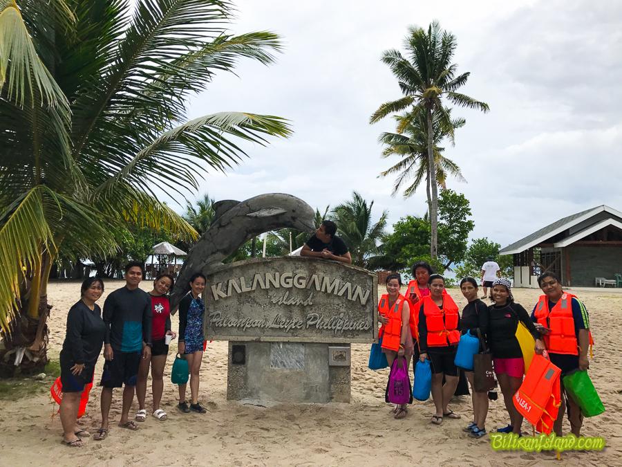 Kalanggaman Island Tour