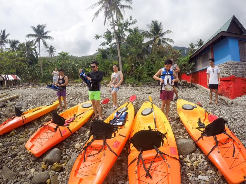 Kayaking-Biliran