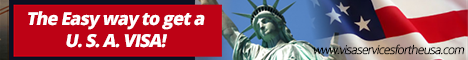 Visa Services for the USA