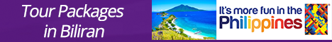 Biliran Tour Packages Top Banner