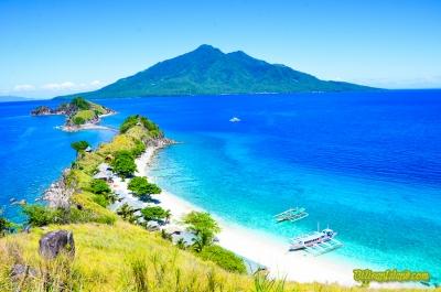 Sambawan Island, Maripipi, Biliran, Philippines