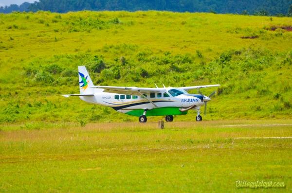 AirJuan in Biliran Airport