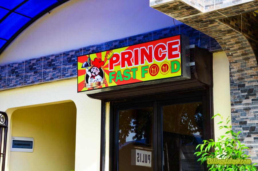 Prince Fast Food